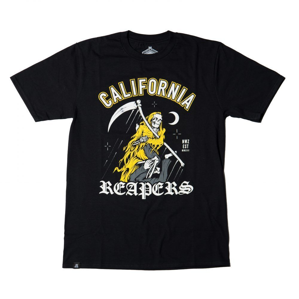 California Reapers Tee