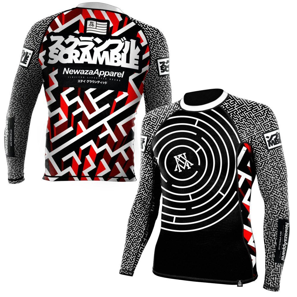 The Seeker Rashguard