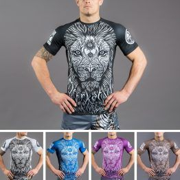War Lion - Ranked Rashguard