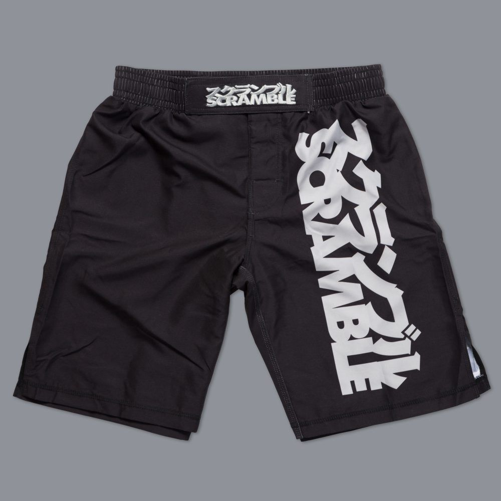 Scramble 'Crossed Swords' Shorts