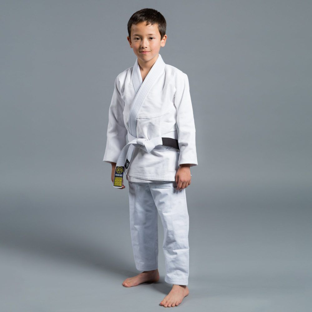 Standard Issue Semi Custom Kids – White