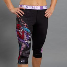 Meerkatsu Divine Bow & Arrow Spats - Ladies Cut