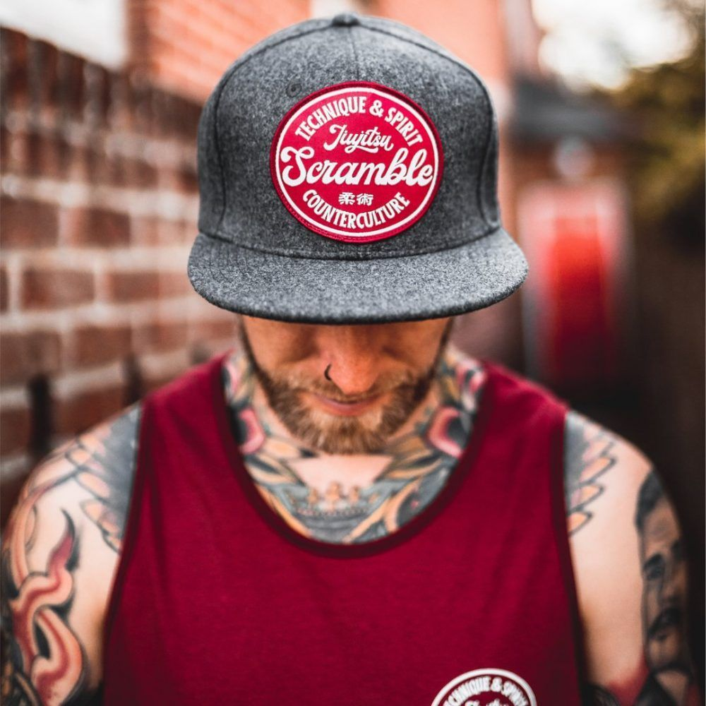 Scramble Technique & Spirit Snapback - Grey