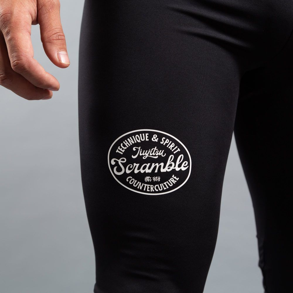 Scramble Black Spats v4