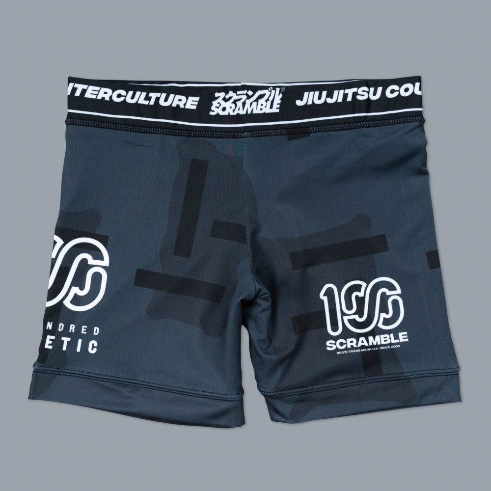 Scramble x 100A Night Camo VT Shorts