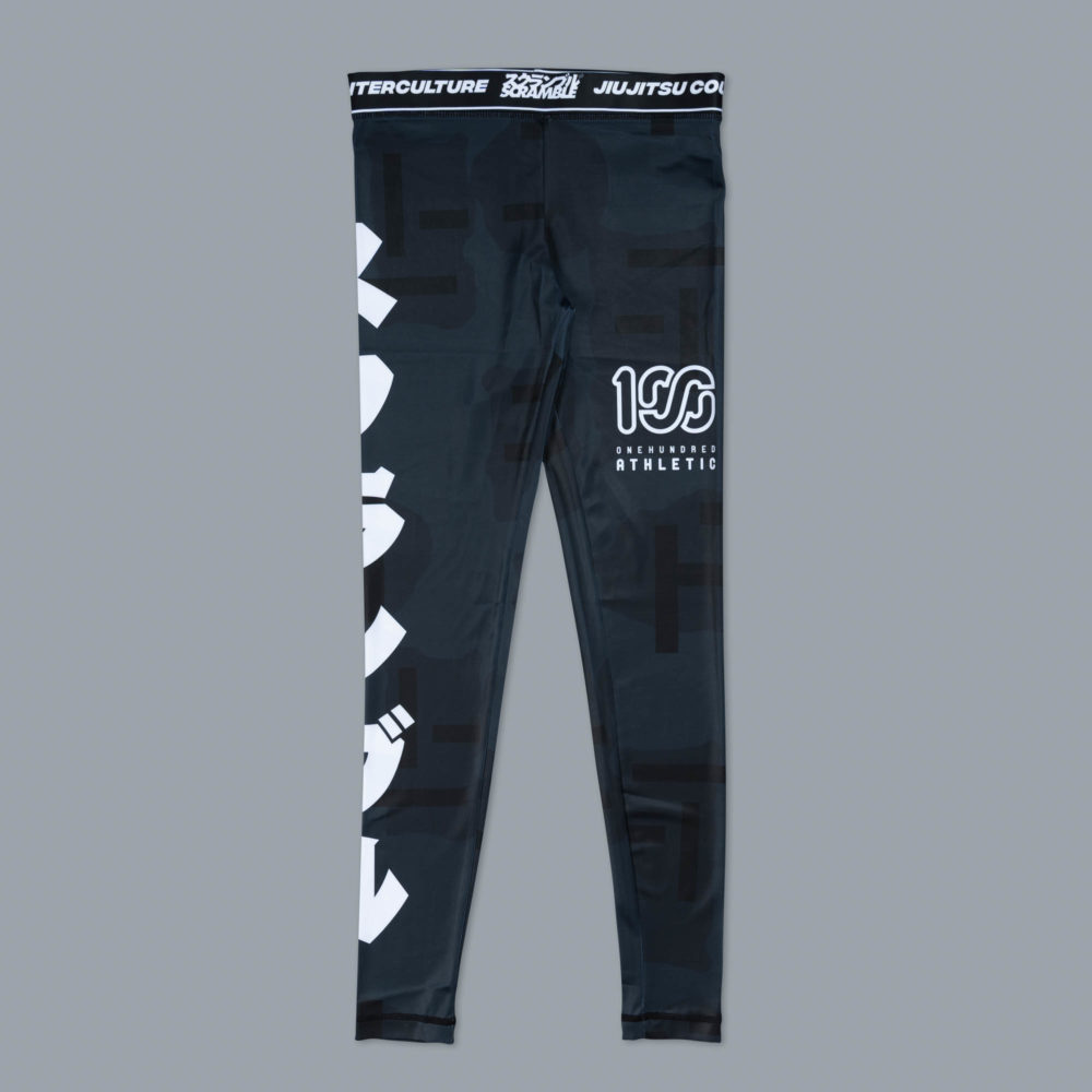 Scramble x 100A Night Camo Spats