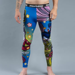 Meerkatsu Zen Unicorn Grappling Tights