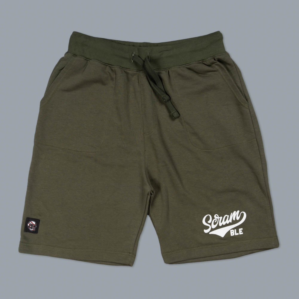 Scramble Kihon Casual Short - Green