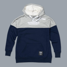 Scramble Takamiya Hoody - Navy/Grey