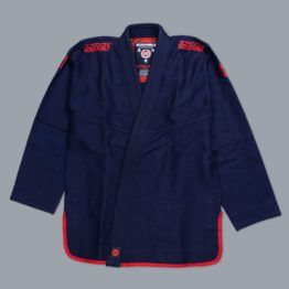 Scramble Athlete Pro Gi - Navy