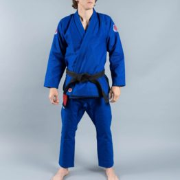 Scramble Athlete Gi - Blue