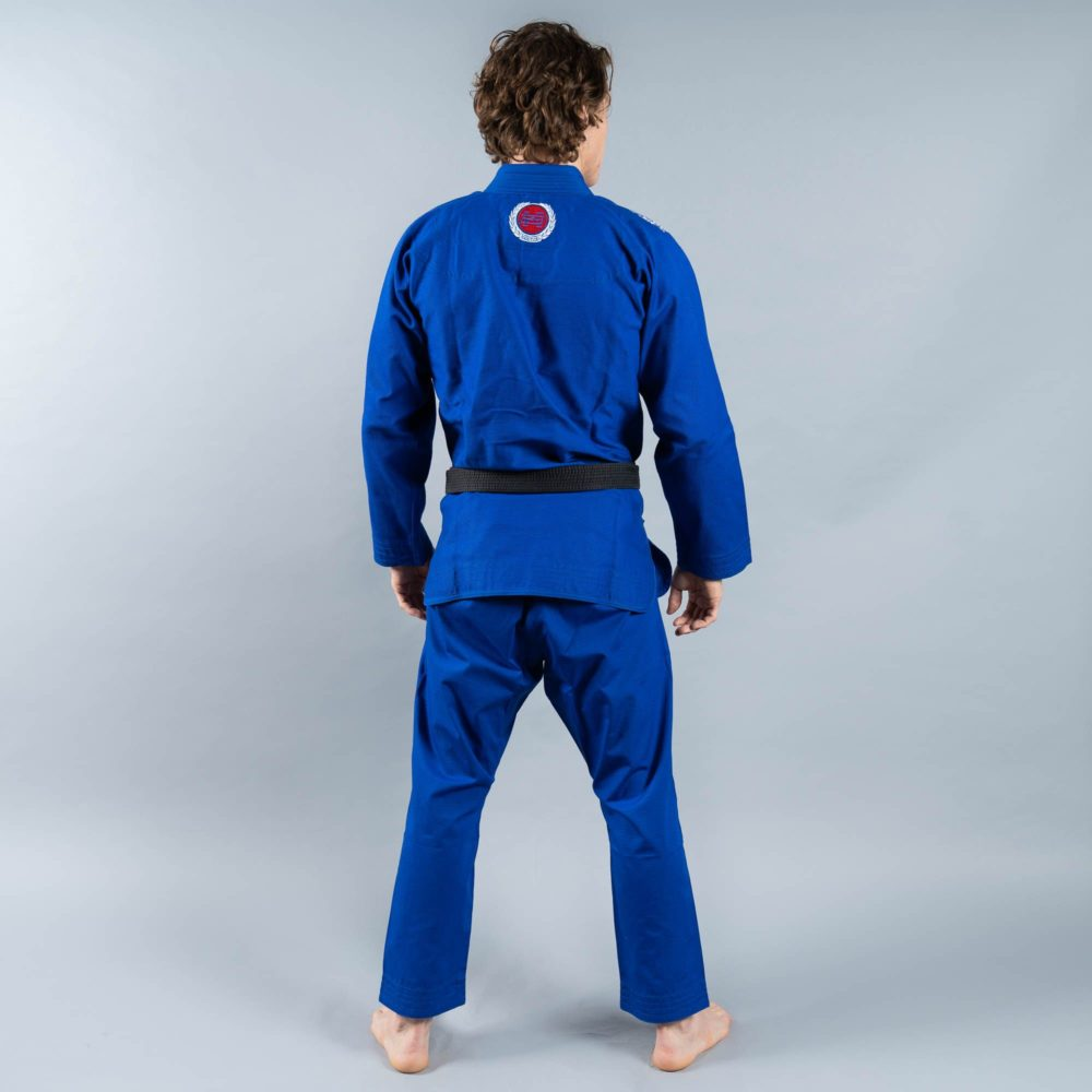 Scramble Athlite Gi - Blue