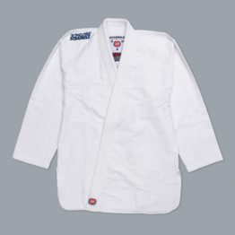 Scramble Athlite Gi - White