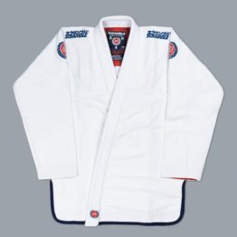Scramble Athlete Pro Gi - White